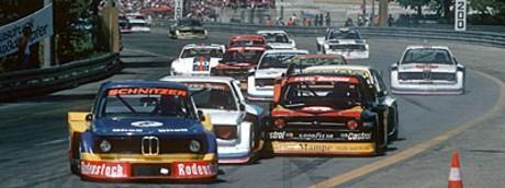 Schnitzer BMW 2002 Turbo, BMW 320i, Zakspeed Ford Escort BDA, Norisring 1977