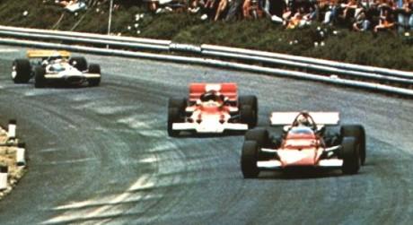 Ignazio Giunti, Ferrari 312, Österreichring 1970 (Rindt, Brabham)