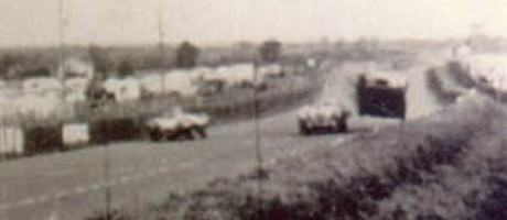 Hawthorn - Macklin - Levegh, Le Mans 1955