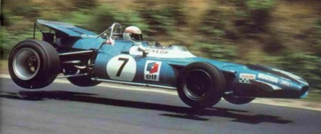 Jackie Stewart, Matra MS80-Ford, 1969