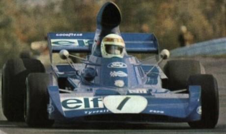 Jackie Stewart, Tyrrell 006-Ford, 1973