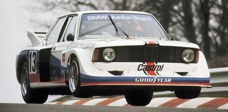 Manfred Winkelhock, BMW 320i Gr5, Nürburgring 1977