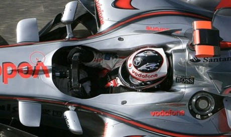 Fernando Alonso, McLaren MP4-22, 2007