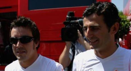 Fernando Alonso, Pedro de la Rosa, 2007