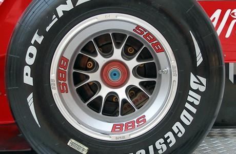 Bridgestone Potenza, Ferrari F2007