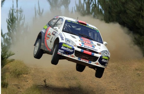 Colin McRae, Ford Focus WRC