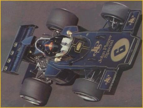 Emerson Fittipaldi, JPS-Lotus72, Monza 1972