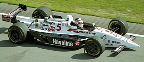 Nigel Mansell, Newman-Haas-Lola, 1993
