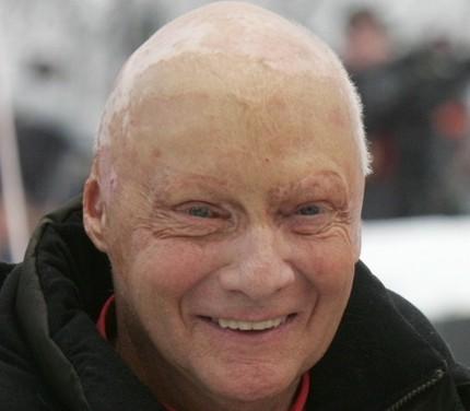 Niki Lauda 2007