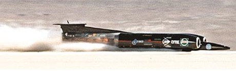 Thrust SSC 1997