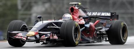 Sebastian Vettel, Fuji, GP Japan 2007