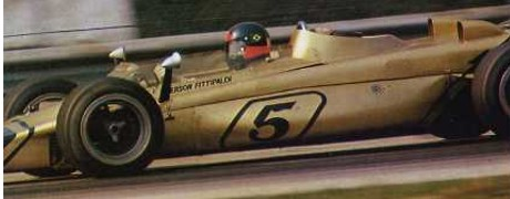 Emerson Fittipaldi, Lotus 56B, Hockenheim 1971