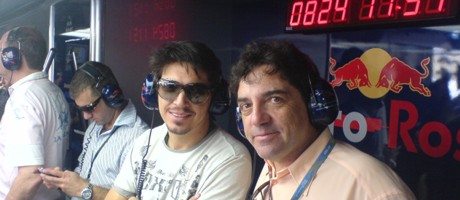 Tarso Marques & Mario Bauer, Interlagos 2007