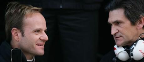 Rubens Barrichello, Jacky Eeckelaert, 2007
