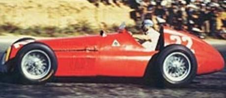 Juan Manuel Fangio, Alfa Romeo Alfetta 159, 1951