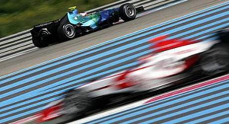 Honda Racing & Super Aguri