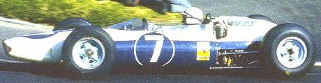 John Surtees NART-Ferrari 158, 1964