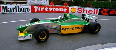 Max Wilson, Petrobras Junior Team, Monaco 1999