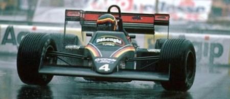 Stefan Bellof, Tyrrell-Ford, Monaco 1984