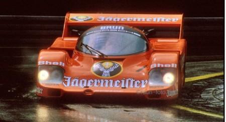 Brun-Porsche 962, DRM, Norisring 1984