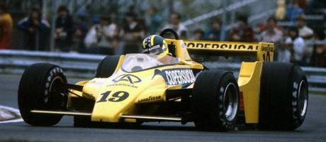 Alex Ribeiro, Copersucar F6, Imola 1979