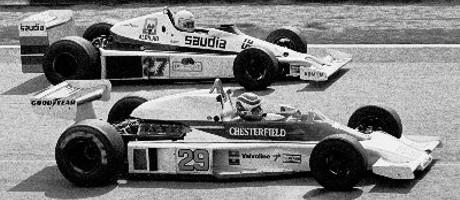 Nelson Piquet, B&S McLaren M23B, GP Austria 1978