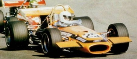 Jackie Pretorius, Brabham BT26A, Kyalami 1971