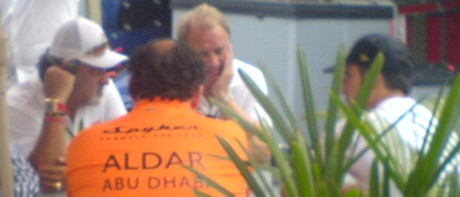 Mallya, Kolles & Liuzzi, Interlagos 2007
