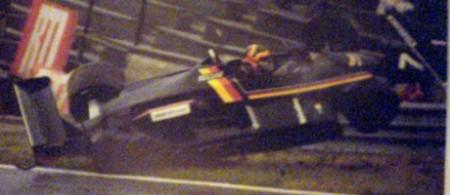 Stefan Bellof, Maurer MM82, Spa 1982