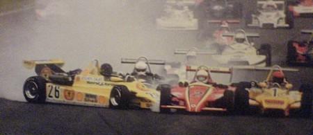 Dauer, Jelinski, Bellof & Konrad, F3 Nürburgring 1981