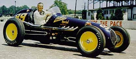 Lee Wallard, Belanger Special, Indy 1951