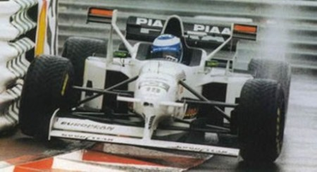 Mika Salo, Tyrrell 025-Ford V8, Monaco 1997