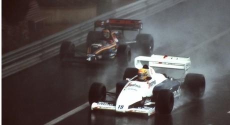 Stefan Bellof & Ayrton Senna, Monaco GP 1984