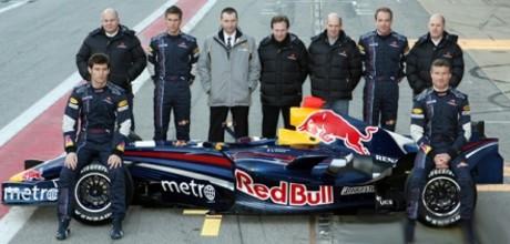 Red Bull Racing Team 2007