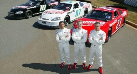 Morbidelli, Herbert, Alesi, SpeedCar-Series 2007