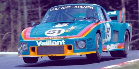 Bob Wollek, Kremer Porsche 935K2, Nürburgring 1977
