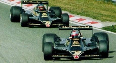 Mario Andretti & Ronnie Peterson, Lotus 79, Zandvoort 1978