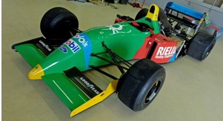 Benetton B190, chassis no. 4