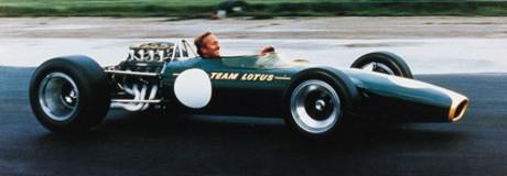 Colin Chapman, Lotus 49, Hethel 1967