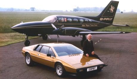 Colin Chapman, Lotus Esprit S2
