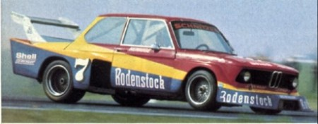 Schnitzer-BMW 2002 1.4 Turbo, 1977