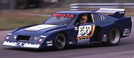 Harald Ertl, Schnitzer-Toyota Celica Liftback Turbo, 1977