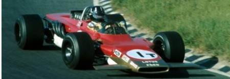 Graham Hill, Lotus 63, 1966