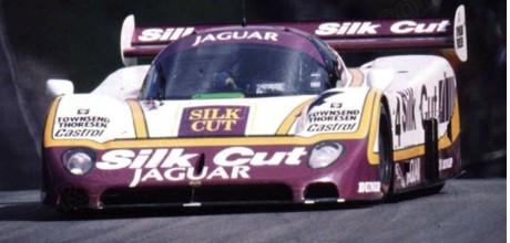 Silk Cut-TWR-Jaguar XJR-8, WSC 1987