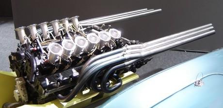 Matra V12 3.0, 1967