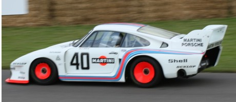 Porsche 935-1-001, DRM 1977, Division 2