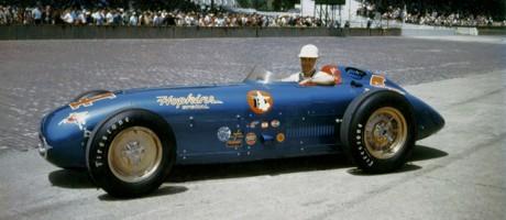 Bill Vukovich, Hopkins Special, Indianápolis 1954