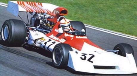 Clay Regazzoni, BRM P160, Buenos Aires 1973