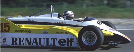 Alain Prost, Renault RE30B, 1982