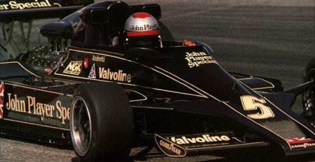 Mario Andretti, JPS Lotus 78-Cosworth